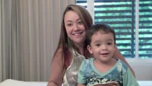 Лечение Spina Bifida стволовыми клетками дало Матеусу«бесчисленные» улучшения